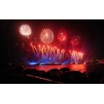 Самые масштабные новогодние фейерверки в мире
